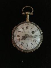 Thuillier a Genf 1780 Spindeltaschenuhr