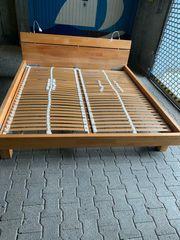 Massivholz Bett Hasena 180x200