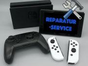 Reparatur von Nintendo Switch Switch