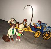 Playmobil Pferdekutsche 3117