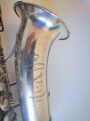 Seltenes vintage Alt Saxophone L