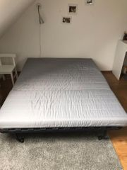 Schlafcouch Ikea modern top 140cm
