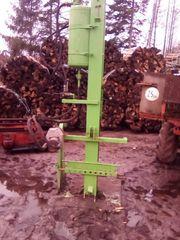 Holzspalter Spalter Langholzspalter Brennholzspalter Zapfwellenantrieb