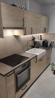 Neuwertige Ikea Küche 1 500