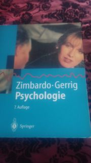 Zimbardo - Gerrig Psychologie