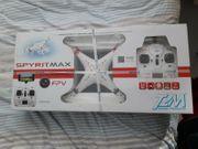 Elektro Quadrocopter