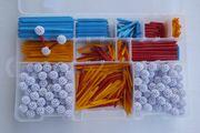 Molekül-Baukasten zu verkaufen