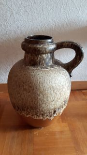 Boden-Vase aus Keramik