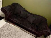 3-Sitz Sofa im Vintage Stil -
