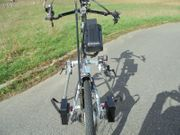Handbike-Fahren trotz Corona mit fast