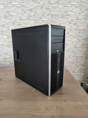 Minitower HP Compaq 8200 Elite