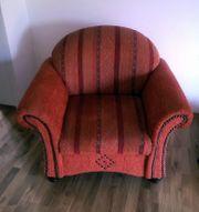gemütlicher Sessel Einzelstück