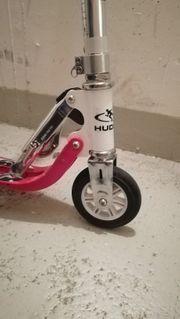 Roller HUDORA BigWheel 125 Pink