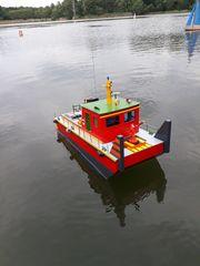 Großes Schubschiff