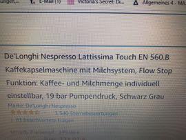Bild 4 - Nespresso De Longhi Kapselmaschine - Kandel