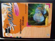 verschiedene aquaristikbücher und zeitschriften
