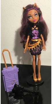 Monster High Puppe - Clawdeen