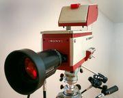 SONY DXC 1200p TV studio
