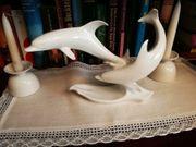 Kaiser Porzellan Delfine