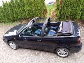 VW Cabrio - VW GOLF 4 CABRIO 1