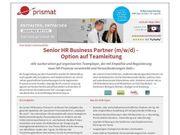 Senior HR Business Partner m