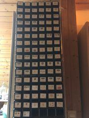 DeBeer Farbmusterkarten Lackmuster Waterbase 900