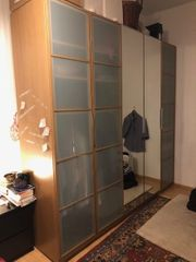 Verkaufe Kleiderschrank Pax 100 Euro