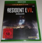 Xbox One Spiel - Resident Evil