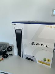 Playstation Ps5 Disc Edition OVP