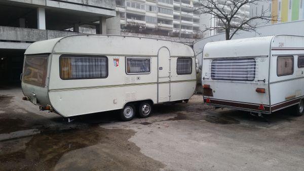 Wohnwagen 300 -