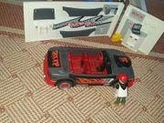 Playmobil- Kleine Werkstatt mit Rennauto