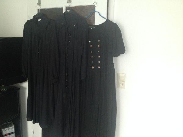 Kleid Trachtenkleid Gr.44 Dirndl Leinenkleid Gr, 42neues