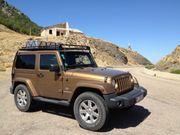Dachgepäckträger Gobi für Jeep Wrangler