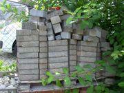 Beton-Pflastersteine S-Form Randsteine