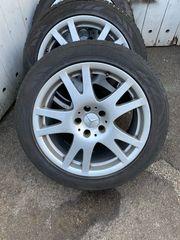Mercedes Original 17Zoll Winterreifen 5x112