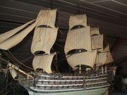 Victori - britisches Flaggschiff