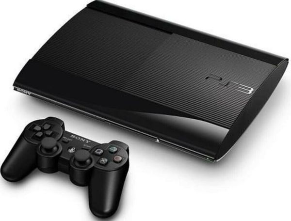 Playstation 3 Super Slim - 12