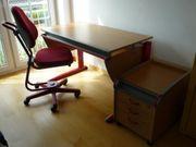 Schüler Schreibtisch Container von Moll