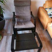 Poäng IKEA Schaukelstuhl Sessel und