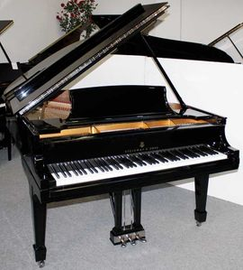 Tasteninstrumente - Flügel Klavier Steinway Sons O-180