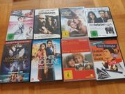 Verschidene DVDs