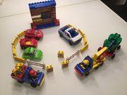 Lego Duplo Werkstatt Reparatur Abschleppwagen