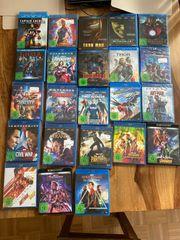 Marvel MCU Filme Sammlung