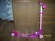 Verkaufe Kinder Skooter Trolls höhenverstellbar