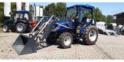 35 PS LOVOL Allrad Traktor