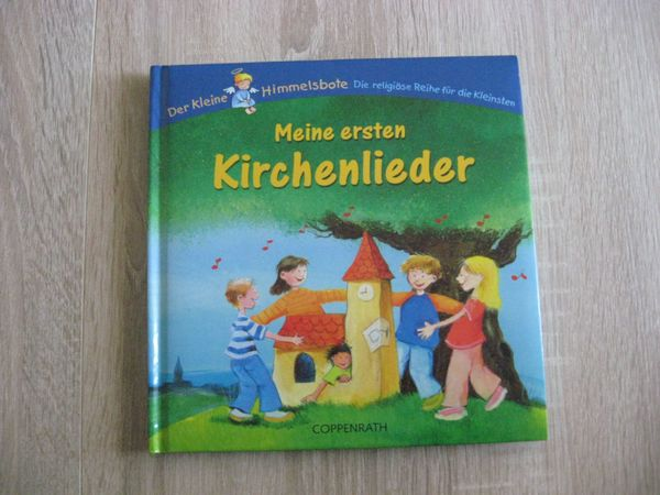 Liederbuch Für Kinder Meine Ersten Kirchenlieder In Dachau