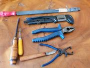Konvolut Werkzeuge