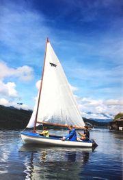 Segelboot Elektroboot