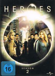 4DVD BOX - Heroes - Season 2