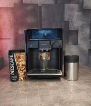 Siemens Kaffeevollautomat EQ 6 plus